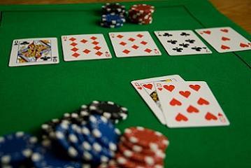 Распространенные покерные «знаки»