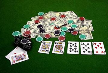 Приёмы покера