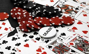 Расчёт вероятностей в покере, таблица шансов на улучшение